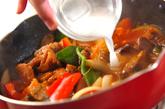 揚げサバの甘酢炒めの作り方4