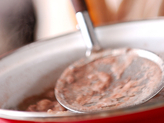 スンドゥブチゲ風お鍋の作り方1