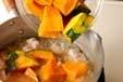 鶏肉とカボチャの煮物の作り方2