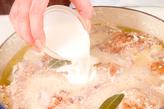 鶏肉のクリーム煮の作り方2