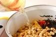 芽ヒジキの五目煮の作り方2