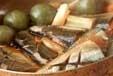 サンマの梅酒煮の作り方3