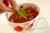 トマトスープの作り方4