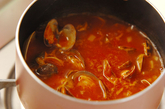 トマトスープの作り方3