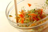梅風味甘酢チリメンの作り方1