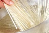 ピータン麺の作り方1