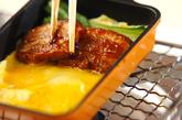 角煮卵焼きの作り方3