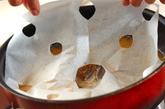 カレイと豆腐の煮物の作り方2