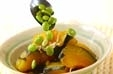 菊カボチャのサッパリ煮の作り方2