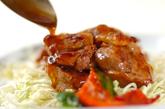鶏肉のショウガ焼きの作り方3
