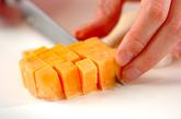 2種のチーズのダッチブレッドの下準備2