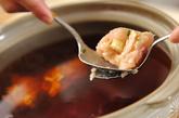 ふわふわつくね鍋の作り方2