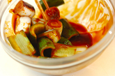 キュウリの甜麺醤和えの作り方2