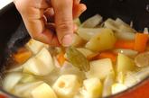 コロコロ肉団子シチューの作り方4