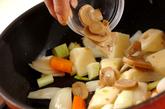 コロコロ肉団子シチューの作り方3