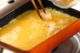 エビと卵のサンドイッチの作り方2