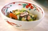 野菜のツナ煮