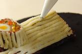 ブッシュドノエル風ミートローフの作り方5