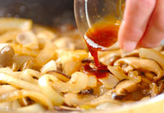 牛ロース肉のソテー・マルサラ酒風味ソースの作り方4