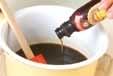 コーヒーリキュールコーヒーゼリーの作り方2