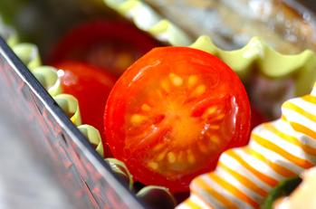 トマトのナムル