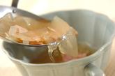 冬瓜のコンソメスープの作り方2