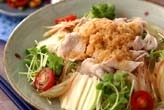 豚冷シャブ麺