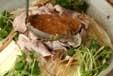 豚冷シャブ麺の作り方3