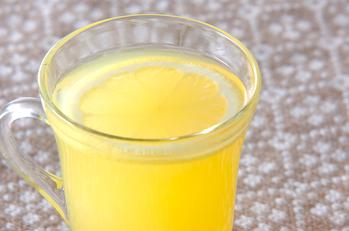ホットハチミツレモン