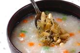 お米のスープの作り方3