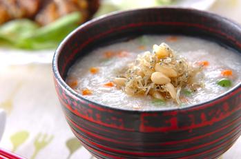 お米のスープ