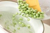 豆ご飯おにぎりの作り方2