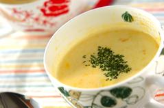 カボチャスープ