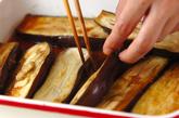 ナス炒めの作り方3