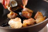 バルサミコチキンの作り方2