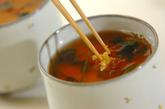 豆腐入りあんかけ茶碗蒸しの作り方4