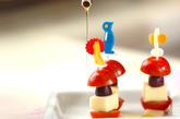 プチトマトのチーズピックの作り方1