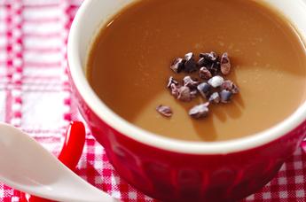 コーヒーミルクプリン