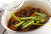 牛肉と卵のしょうゆ煮の作り方3