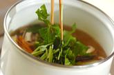 ヘルシー春雨スープの作り方2