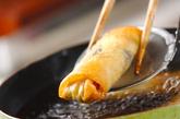 アボカドと鮭の包み揚げの作り方3