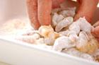 エビのオリーブ炒めの作り方1