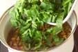 ナメコと豆腐のスープの作り方2