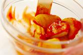 チキンナゲットとチリ和えの作り方2