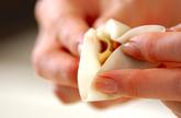 いろいろ納豆のひとくち揚げの作り方3
