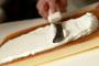 栗のロールケーキの作り方10