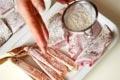 魚介のクリームシチューの作り方1