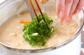 糸コンのシンプル粕汁の作り方3