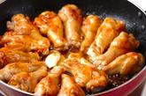 手羽元のママレード煮の作り方2