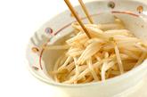炒めモヤシのナムルの作り方2